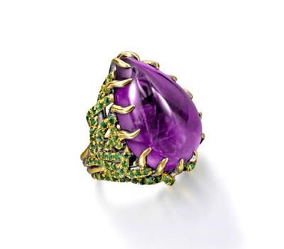 Bague Marie Antoinette - Wendy Brandes Jewelry.
