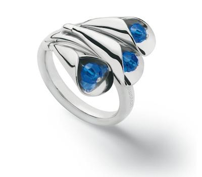 Bague Sky Finery - Swatch Jewelry Bijoux.