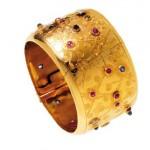 Bracelet Art Nouveau - Revantic Joaillerie Vintage.