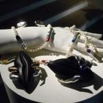Collection Bijoux Anatomik Delfina Delettrez.