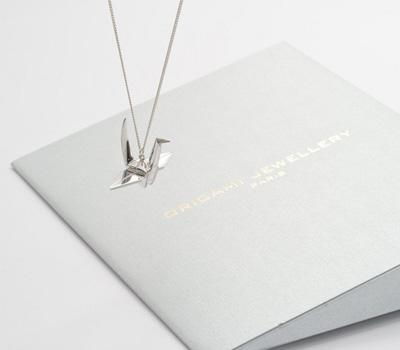 Bijoux Origami Jewellery.