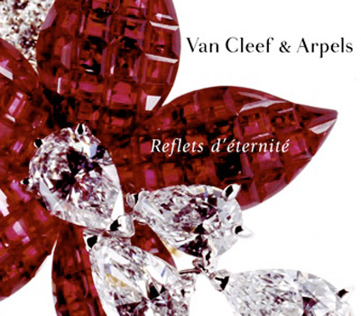Livre Van Cleef & Arpels - Reflets d'Eternite.