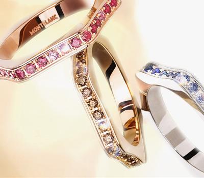Collection Bijoux Montblanc Jewelry - 4810.