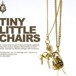 Pendentifs Chairs - Tiny Little Chairs Bijoux.