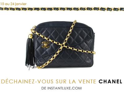 Vente Privée - Bijoux Chanel Joaillerie.