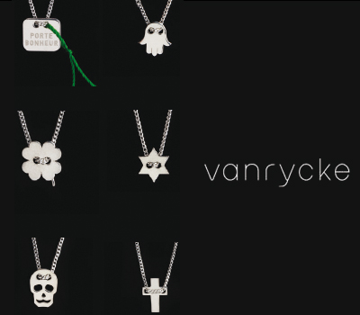 collier argent vanrycke