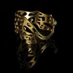 Bracelet Panthère - Marc Alary Jewelry.