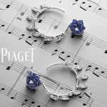 Boucles d'Oreilles Vocalises - Limelight Jazz Party Piaget.