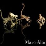 Pendentifs Monkey - Marc Alary Jewelry.