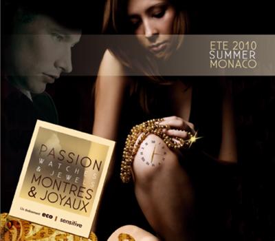 Salon Passion Montres et Joyaux à Monaco.