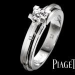Solitaire Diamants Possesion - Piaget Prix/demande
