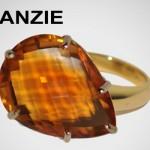 Bague Angelina - Anzie Jewelry.