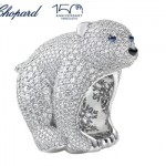 Bague Ourson Animal World - Chopard Joaillerie.