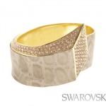 Bracelet Cuir Nicholas Kirkwood pour Swarovski au Printemps.