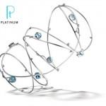 Bracelet Platine Jean-Christophe pour Platinum.
