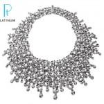 Collier Platine Orlando Orlandini pour Platinum.
