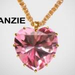 Pendentif Coeur - Anzie Jewelry.