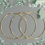 Bracelets Joncs Or Equitable - April Paris Joaillerie.
