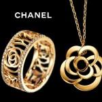 Collection Bijoux Camelia Ajourés - Chanel Joaillerie.