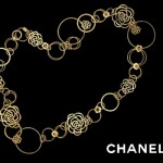 Sautoir Camelia Ajouré - Chanel Joaillerie.