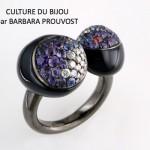 Bague Umane - Exposition Barbara Prouvost.
