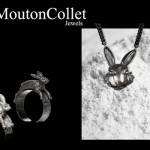 Bijou Coup du Lapin - MoutonCollet Jewelry.