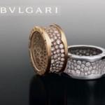 Bague BZero1 Bulgari Diamants par Anish Kapoor.