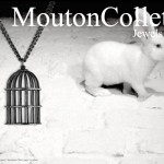 Collier Coup du Lapin - MoutonCollet Jewelry.