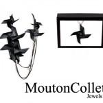Collier à Fleur de Peau - MoutonCollet Jewelry.