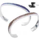 Bracelets Argent et Galuchat - Jean Christophe.