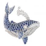 Baleine 20000 Lieux Sous les Mers - Van Cleef & Arpels - Voyages Extraordinaires