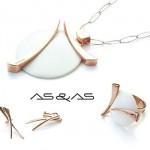 Bijoux Argent pour Femmes - AS & AS.