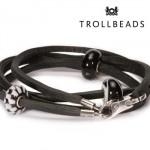 Bracelet Cordon et Perles - Trollbeads Bijoux.