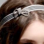 Headband Navy - Jennifer Behr.