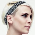 Headband Swarovski - Jennifer Behr.