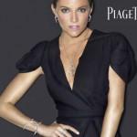 Sienna Miller - Égérie des Bijoux Possesion de Piaget.