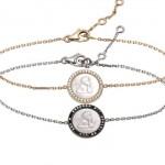 Bracelets Ange Diamants - Bijoux Feidt Joaillerie.