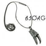Collier Aquatic Attic - Bjorg Jewellery.