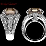 Bague Diamant Symbole Precieux - Cartier.