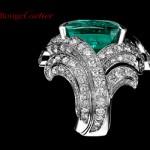 Bague Émeraude Symbole Precieux - Cartier.