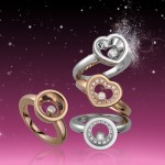 Collection Bagues Happy Diamonds - Chopard Joaillerie.