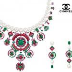 Bijoux Mosaïque Secrets d'Orient - Chanel Joaillerie 2011.