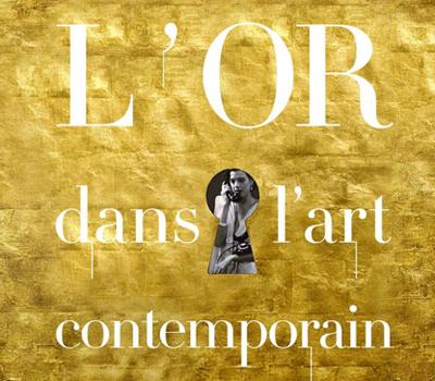 Livre du mois l 39 or dans l 39 art contemporain made in for Art contemporain livre