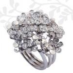 Bague Spring Diamants - Bijoux Compagnie des Gemmes