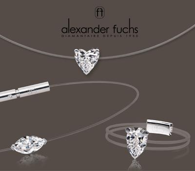 Diamants sur Fils - Bijoux Alexander Fuchs Joaillerie