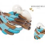 Bijoux Colombe Morganne Bello - Collection Bijoux Bestiaire.