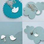 Bijoux Oiseau Insipration Twitter by Joanna Rutter.