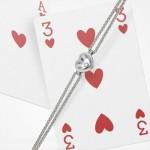 Bracelet Happy Diamonds Valentine's Day - Chopard Joaillerie.