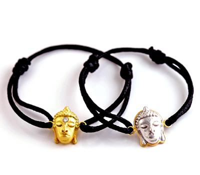 Bracelets Namo Buddha - Carole Midy pour Pietra Dura