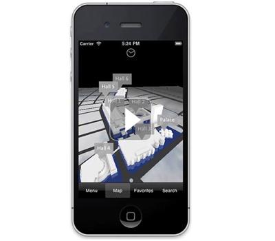 Application Smartphones iPhone Baselworld